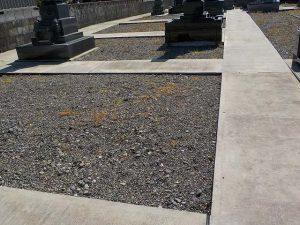 お墓の基礎工事も対応可能です